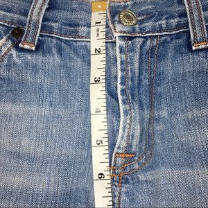7 For All Mankind Shorts - 7 FOR ALL MANKIND light wash Shorts